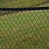 Low Price Galvanized Or PVC Coated Chain Link Fence From Zhuoda