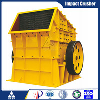 Widely used iron ore stone impact crusher best selled in China