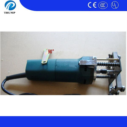 90 smallest pvc water slot milling machine tools