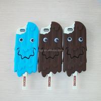 Custom ice-cream shape funny phone case for I6 (LH-2607)