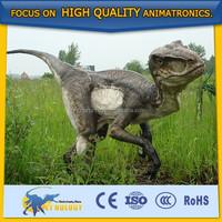 Cetnology moving lifesize simulation dinosaur animatronics For playground