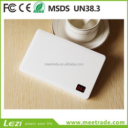 new power supply 4USB 50000mah customer logo for smart phones and tablets