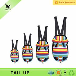 new design pet product chest front backpack carrier for dogs