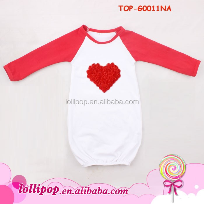 Picture Of Latest Gowns Design - Baby Hooded Custom Heart ...