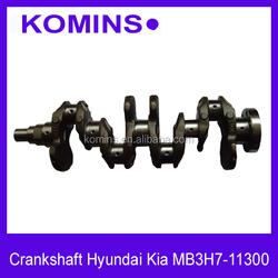 MB3H7-11300 Hyundai Crankshaft