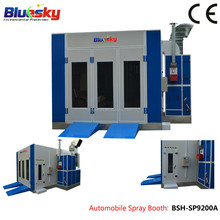2015 HOT SALE CE powder spray booth/used garage equipment sale/microwave for car