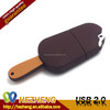 Cartoon ice cream Food Shape USB Flash Drive 8gb