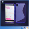 High quality anti-skid 8 colors for choose mobile phone silicon case for BQ Aquaris E5