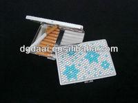 2013 new design bling cigarette pack cover cigarette case