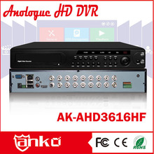 Hotselling 16 Channel h.264 network dvr Hi3531 Output HDMI/VGA 4*4T HDD