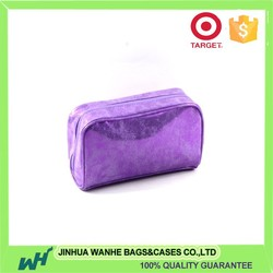 Latest hot sale ladies wholesale cheap cosmetic bag organizer bag
