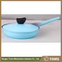 New Design 24cm Aluminum cast iron cookware