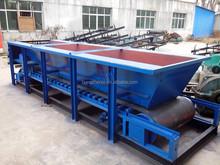 brick making line machinery low investment Box Feeder (clay feeding machine)