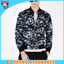 High Quality Spring Fashion Varsity Jacket Trim