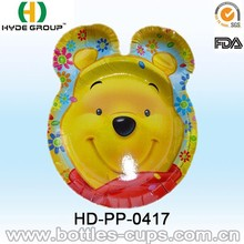 Promotional Animal Shape Paper Plates With Different Shape