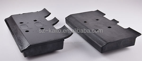 Vogele China supplier  track pad .JPG