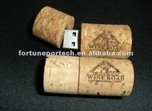 USB with Real Wine Cork