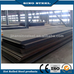 Supply Q345R ST52 Low Alloy Hot Rolled steel plate for container