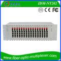 2Ethernet mux de fibra óptica centralizado