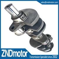 Trucks casting crankshaft for Mitsubishi 4D33/4D34