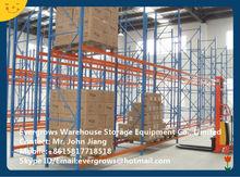 16 years China racking manufactory powder coating finishing vertical plate storage racks