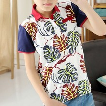 D81134F 2015 korea fanncy children t shirt boy