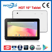 "New hot sell quad core tablet 10.1"" with bluetooth"