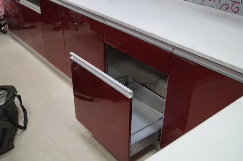 Stainless steel kitchen buy steel kitchen stainless for Best material for kitchen cabinets in india