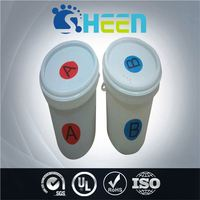 Flame-Retardant Thermally Conductive Casting Glue Sheet