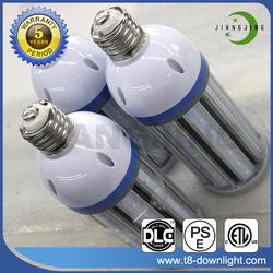 5 years warranty 54Watt Corn Light Bulb Waterproof IP64 LED Corn Bulb cool white internal driver with fan led corn bulb E27