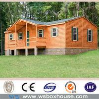 prefab house wooden bungalow eps prefab house prefab guest house