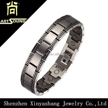 Custom extra long anti-static magnetic bracelet