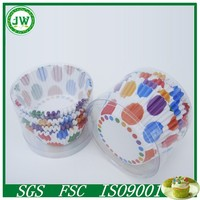 greaseproof paper bake cups heat resistance cups