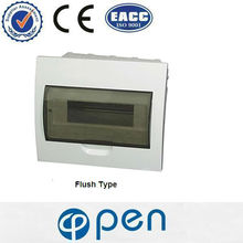 High quality TSM-MD/MF series 8 way flush type distribution