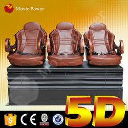 Luxuary cinema theatre chair 5d kino in China