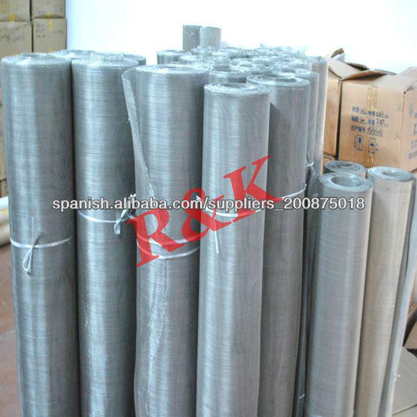 Filtro de acero inoxidable de malla otros metales y - Filtro de malla ...