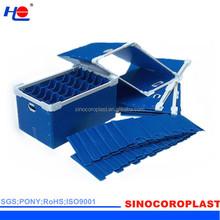 Plastic Fluteboard Archive Box