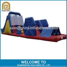 Factory price High Quality Interactive inflatables fun adult inflatable obstacle course