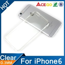 Buy 300 get 50 free for iphone6 transparent back case,For iphone6 case,