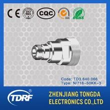 N type female to 7/16 female connector adaptor