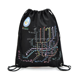 best selling promotional products in america black baggu nylon foldable shopping bag