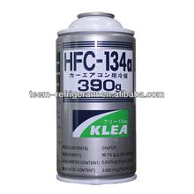 Glp geladeira, gás refrigerante r134a pequeno pode 300g 340g 390g 1000g descartável pacote do oem