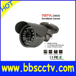 security outdoor cctv camera Cmos 900tvl high resolution and low price manufacturer