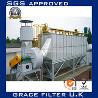 Industrail Bag Filter Dust Collector System