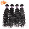 guangzhou hair extension factory low price 6a mink Brazilian hair