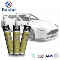 Trade assurance high modulus pu sealant for sealing car glass