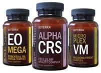 Doterra huiles essentielles et suppléments