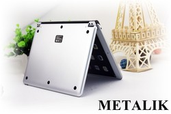 New Design Aluminum Bluetooth Keyboard For 9.7 Inch Ipad 2 3 4 Tablet Pc