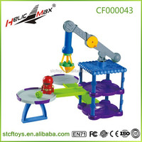 2015 NEW Best Quality Railway Toy ,Coloring Railway Set For Kids Toys