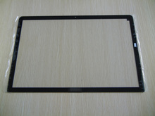 Unibody Front Glass Panel Cover Bezel for Apple Macbook Pro A1297 17'' with protect film